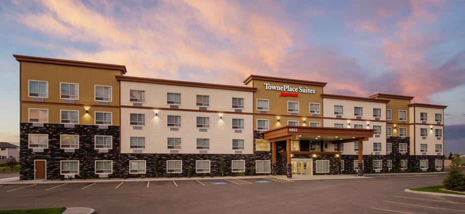Canadian Hotel Resort And Spa Photographer