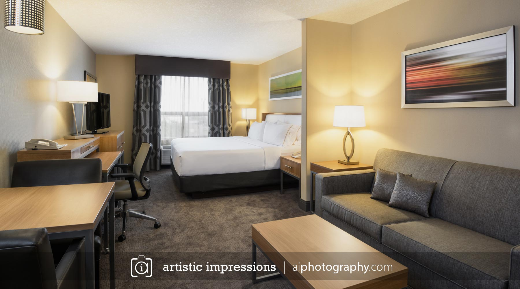 Holiday Inn Express Sherwood Park Alberta Photographer